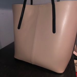 Neiman Marcus backpack and tote